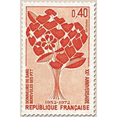FR N° 1716 Neuf avec trace de charni