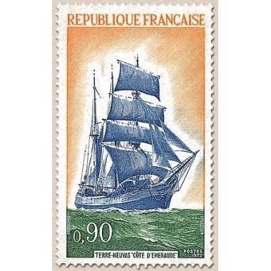 FR N° 1717 Neuf avec trace de charni