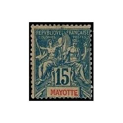 Mayotte N° 006 Neuf *