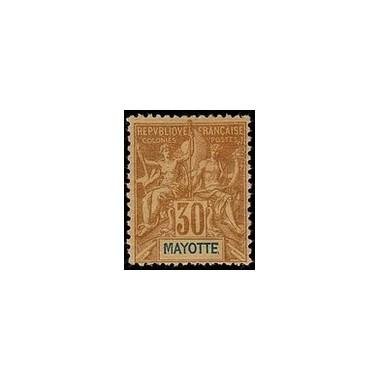 Mayotte N° 009 Neuf *