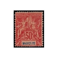 Mayotte N° 011 Neuf *