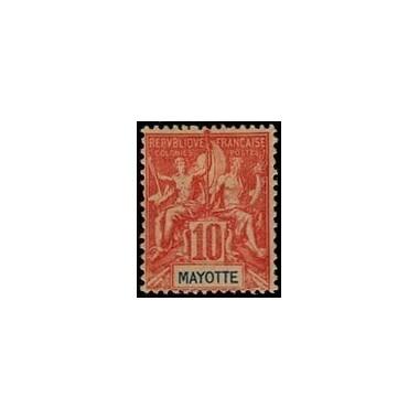 Mayotte N° 015 Neuf *