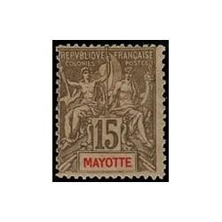 Mayotte N° 016 Neuf *