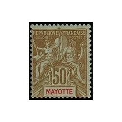 Mayotte N° 020 Neuf *