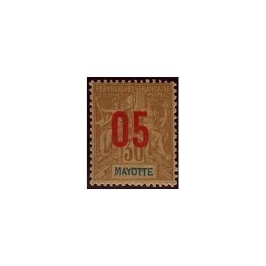 Mayotte N° 026 Neuf *