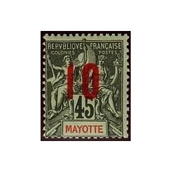 Mayotte N° 028 Neuf *