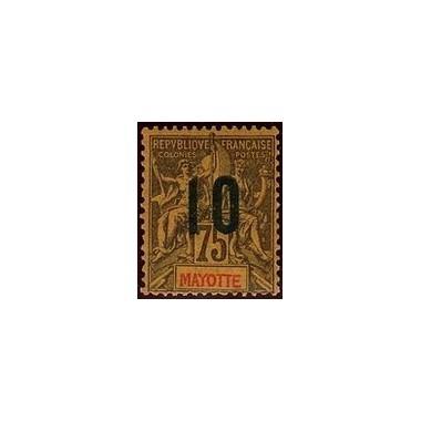 Mayotte N° 030 Neuf *