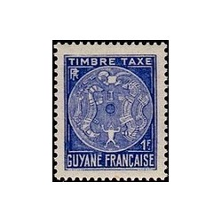 Guyane N° TA025 N **