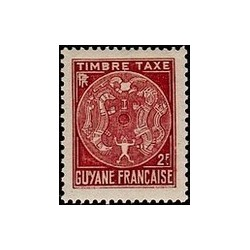 Guyane N° TA026 N **