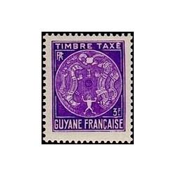 Guyane N° TA027 N **