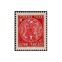 Guyane N° TA028 N **