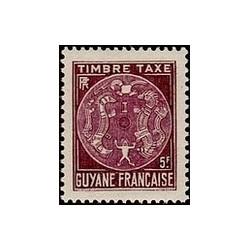Guyane N° TA029 N **