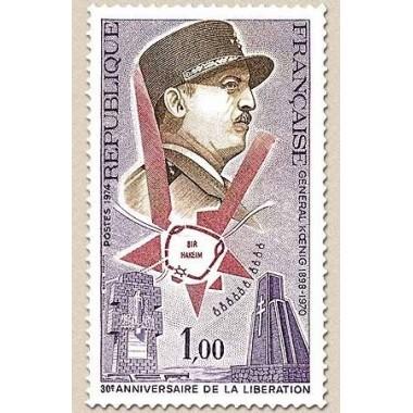 FR N° 1796 Neuf avec trace de charni