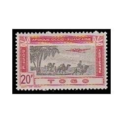 Togo N° PA 15 N **