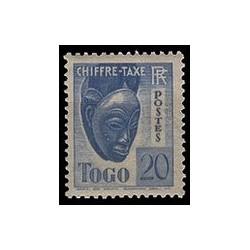 Togo N° TA 25 N **