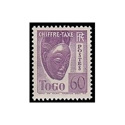 Togo N° TA 28 N **
