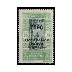 Togo N° 087 N *