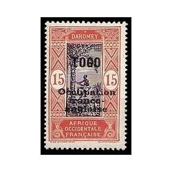 Togo N° 089 N *