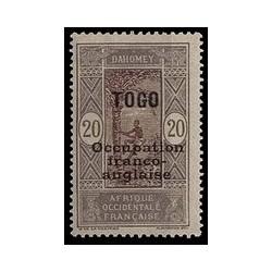 Togo N° 090 N *