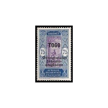 Togo N° 097 N *
