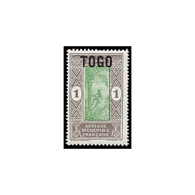 Togo N° 101 N *