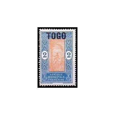 Togo N° 102 N *