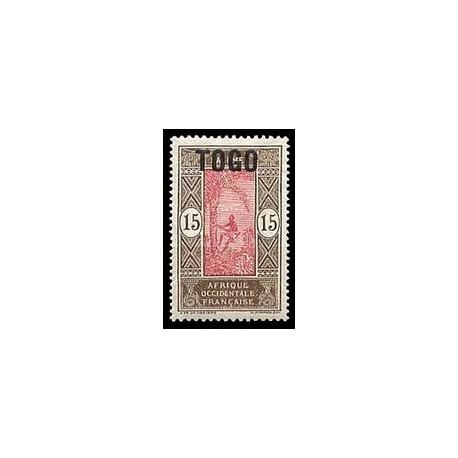 Togo N° 106 N *