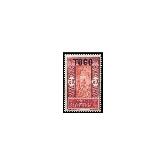 Togo N° 109 N *