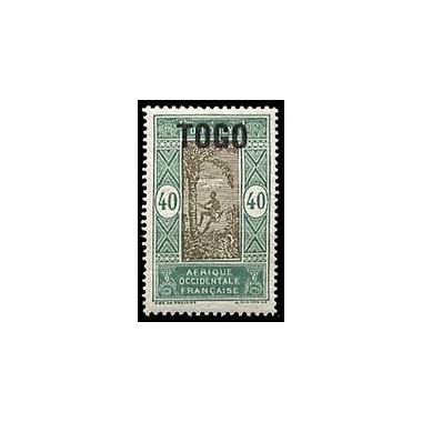 Togo N° 111 N *