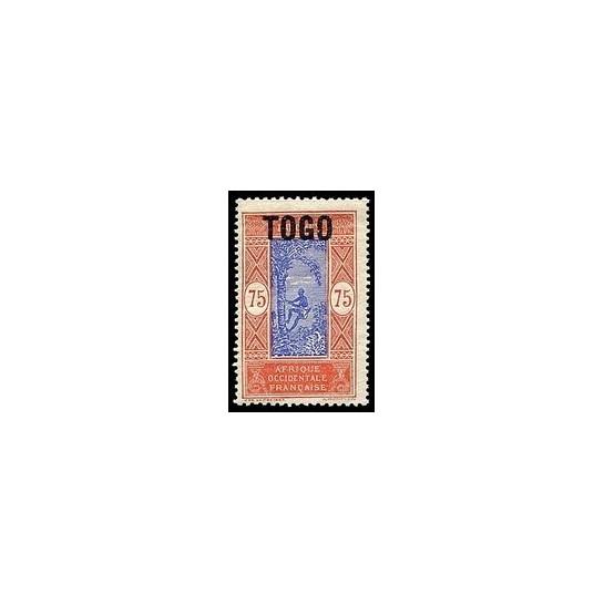 Togo N° 115 N *