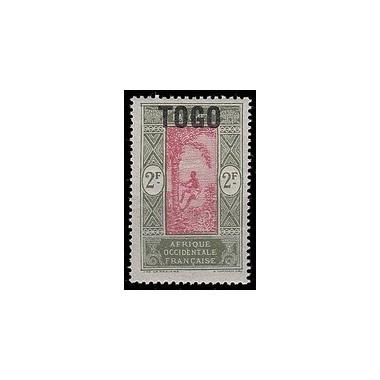 Togo N° 117 N *
