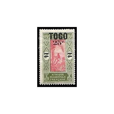 Togo N° 120 N *