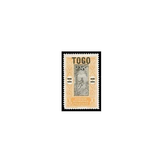 Togo N° 121 N *