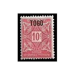 Togo N° TA 02 N *