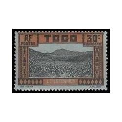 Togo N° TA 16 N *