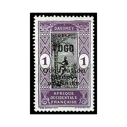 Togo N° 084 Obli