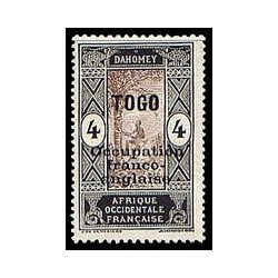Togo N° 086 Obli