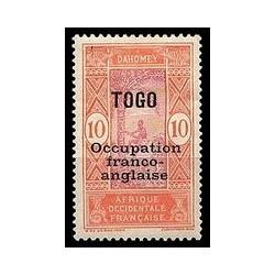 Togo N° 088 Obli