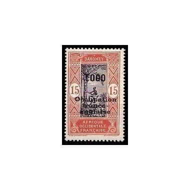 Togo N° 089 Obli
