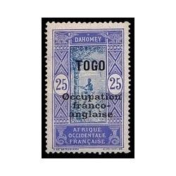 Togo N° 091 Obli