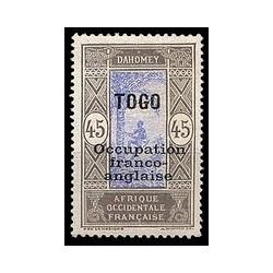 Togo N° 095 Obli