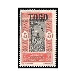Togo N° 104 Obli