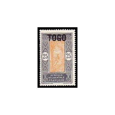 Togo N° 108 Obli