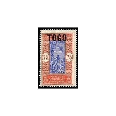Togo N° 115 Obli