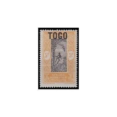 Togo N° 118 Obli