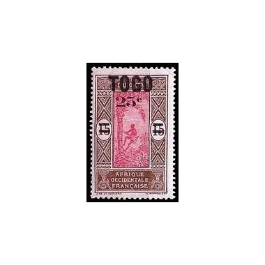Togo N° 119 Obli