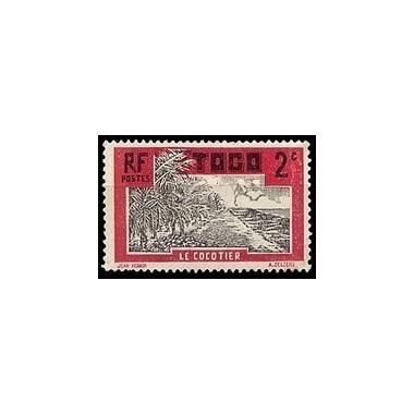 Togo N° 125 Obli