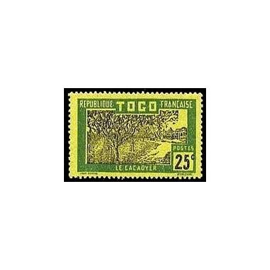 Togo N° 131 Obli