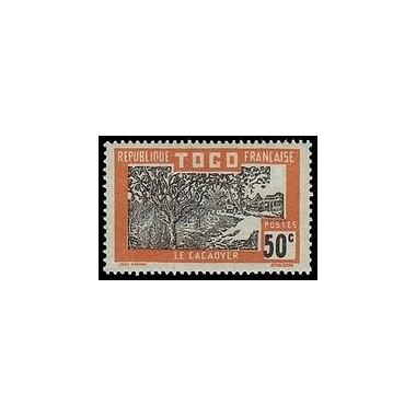 Togo N° 136 Obli