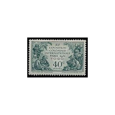 Togo N° 161 Obli